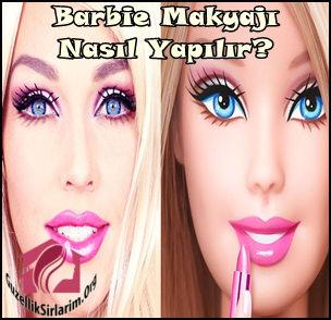 Barbie Makyajı