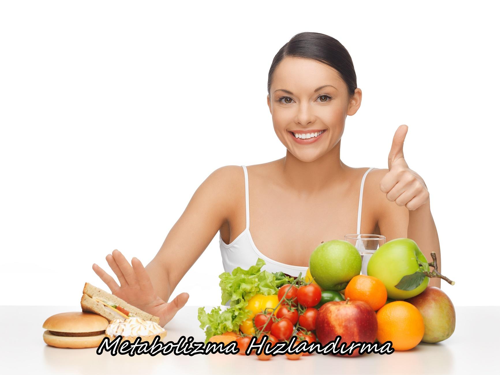 Metabolizmayı nasıl hızlandırırım