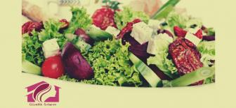 Diyet Salataları