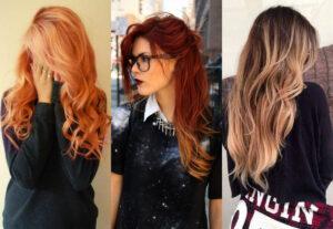 2017 en trend saç renkleri