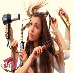 Saça Zarar Veren Alışkanlıklar