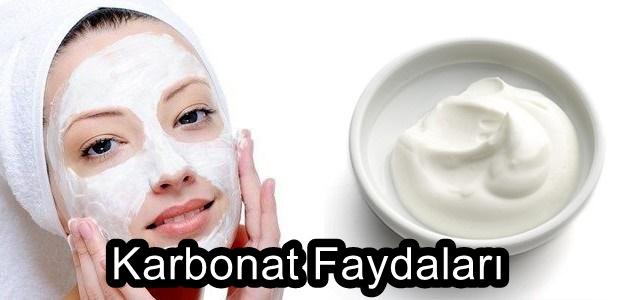 karbonat maskesinin faydaları