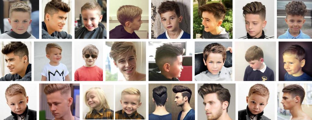 trend erkek çocuk saç kesim modelleri 2018