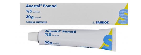 anestol pomad nedir ne işe yarar