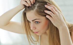 saç dökülmesine kesin çözüm