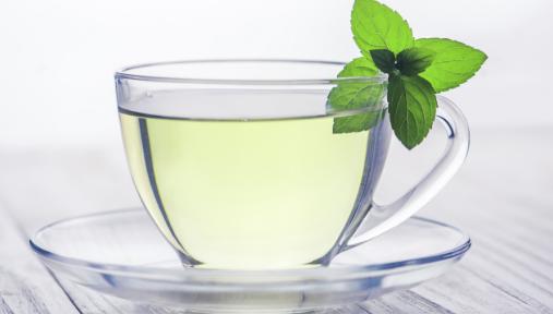 selülit yeşil çay