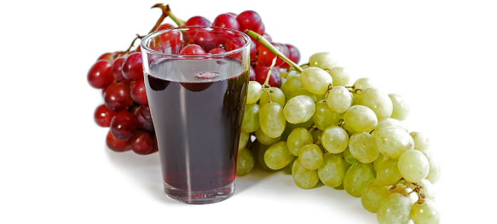 grape vinegar skin care and hair care