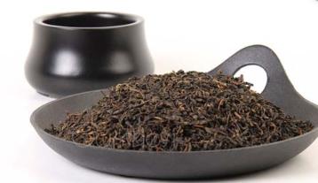 uçuk için siyah çay